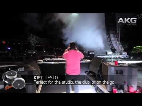 AKG by TIËSTO - Casques DJ Professionels