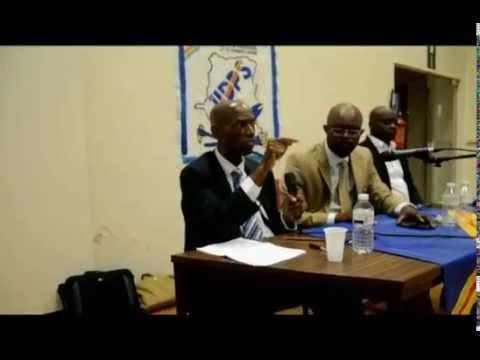 Conférence de presse avec Dr François MPUILA sur l'UDPS: séance de QUESTIONS REPONSES.