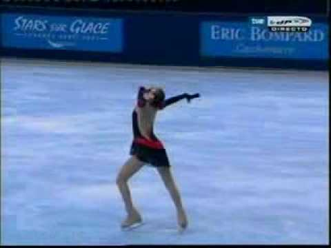 Olympic Figure Skating  Champion Queen YUNA KIM 2006 TEB SP 'Tango de Roxanne'