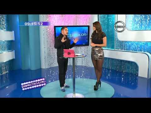 Susy Díaz y Monique Pardo grabaron versión peruana del 'Ras Tas Tas'