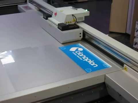 Impresión sobre materiales rígidos