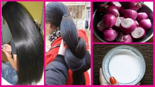 YOUR HAIR WILL NEVER STOP GROWING | CRAZY HAIR GROWTH AT HOME