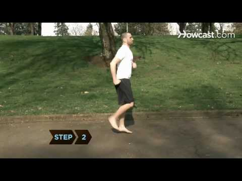 How to Run in Bare Feet Video