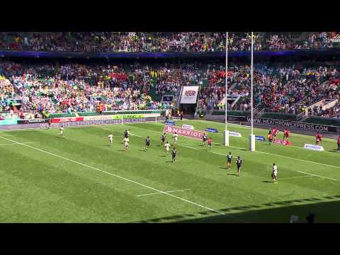 JAPAN MAGIC: Epic tries at the London 7s