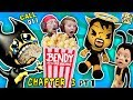 BENDYS CHOKING on POPCORN! CALL 911 BENDY & THE INK MACHINE CHAPTER 3 #1(FGTEEV SCARY MICKEY MOUSE)