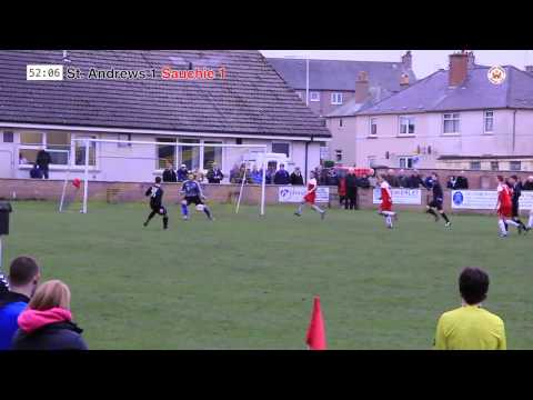 09/02/2013 St. Andrews United v Sauchie Juniors