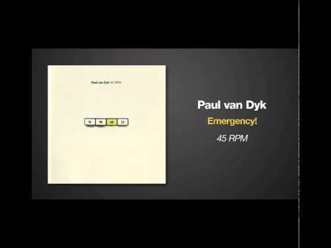 Paul van Dyk Emergency