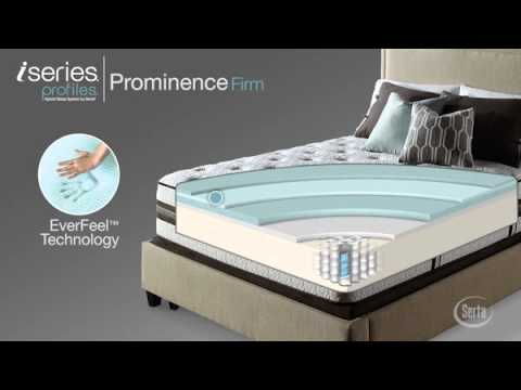 Serta iSeries Profiles Prominence Firm Mattress National