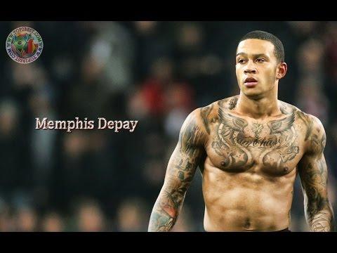 Memphis Depay vs Cristiano Ronaldo - Goals & Skills