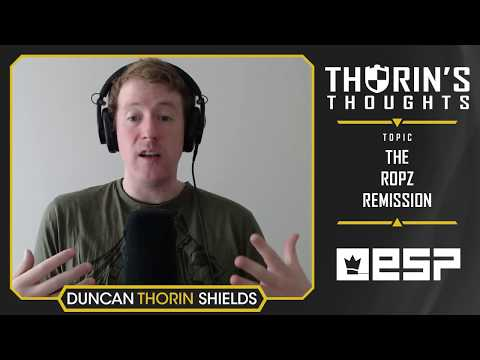 Thorin's Thoughts - The ropz Remission (CS:GO)