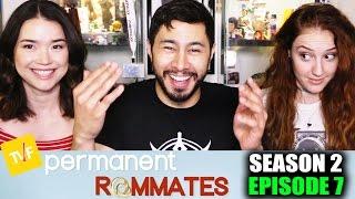 Permanent Roommates S02E07 Reaction | Jaby, Achara & Hope!