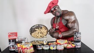 Cooking with Kali Muscle | HYPHY JAMBALAYA