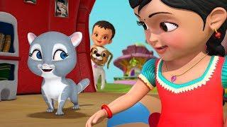 Muddu Bekkina Mari   Kannada Rhymes for Children   Infobells