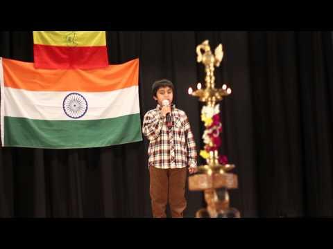 Srikrishna singing Navaduva Nudiye kannada nudi from gandhada...
