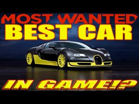 best car in game by stats need for speed most wanted 2012 bugatti veyron super sport nfs001. Black Bedroom Furniture Sets. Home Design Ideas