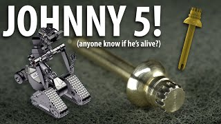 Building An Antenna for Johnny 5