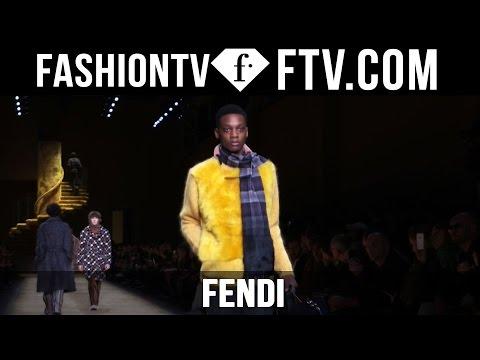 Fendi F/W 16-17 Backstage   Milan Fashion Week : Men F/W 16-17   FTV.com