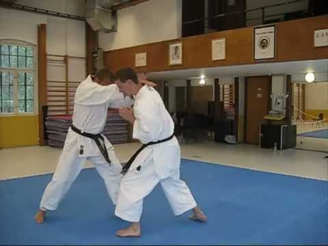 Karate - Shotokan Fighting - Tiger Karate Demo (new) video
