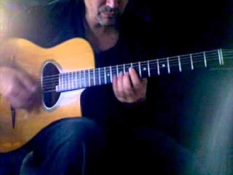 I'll see you in my dreams: Django Reinhardt solo etude.