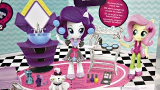 My Little Pony - Equestria Girls Minis - Piżamowe Party - Rarity - B6039