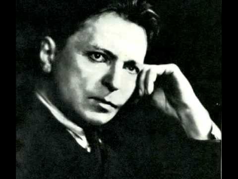 George Enescu and Dinu Lipatti - Enescu Violin Sonata no.3 - I