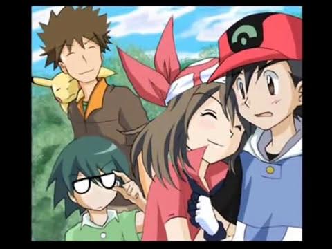 Ash x May - Satoshi x Haruka