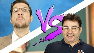 PROFESSOR vs. ALUNO ♫