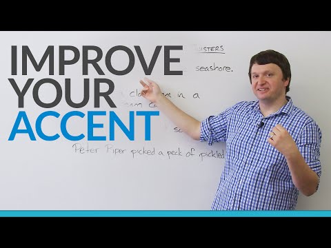 Improve your Accent: Tongue Twisters