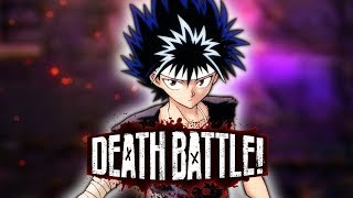 Hiei Peers into DEATH BATTLE!