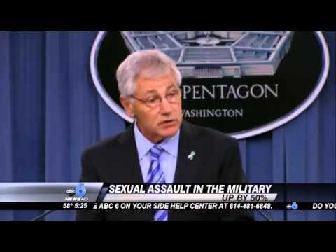 Pentagon: Military Sexual Assault Claims Up 50 Percent