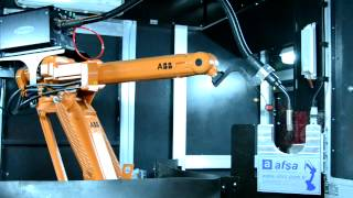 ABB ROBOT CHECK TCP PROCEDURE