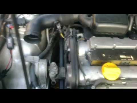 Opel Astra X16xel Engine 1 6 16v Youtube