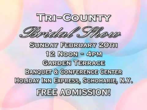 TRI COUNTY BRIDAL EXPO 2005 TV AD CANNY TV
