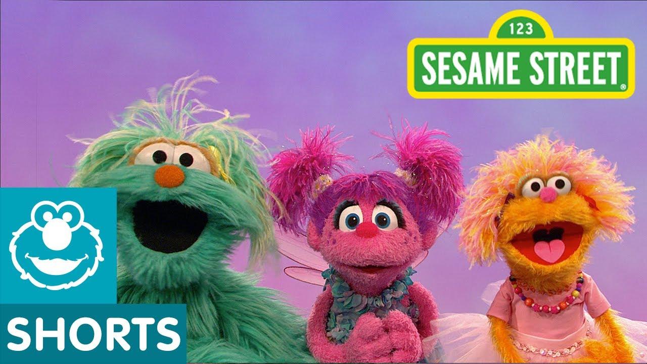 Sesame Street Zwischen...