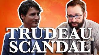 The Real Trudeau Blackface Scandal