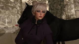 Second Life : Fashion with Lizzie The Cape