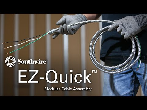 Southwire EZ QUICK™ Modular Cable Assembly Overview