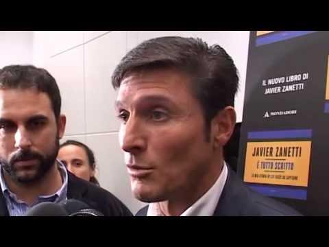 Inter, Zanetti: 'Sintonia con Thohir, rispetto per Mazzarri'