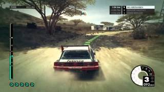 Dirt 3 Kenya Rally PC Gameplay
