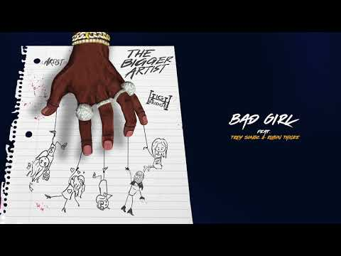 A Boogie Wit Da Hoodie - Bad Girl (feat. Trey Songz & Robin Thicke) [Official Audio] thumbnail