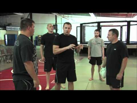 Learning the Systema Punch with Val Riazanov and Ballistic Striking part 3 Image 1