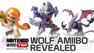 Wolf amiibo Revealed + More amiibo News! | Nintendo Wiretap