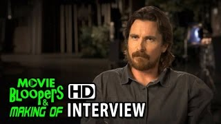 Exodus: Gods And Kings (2014) Interview - Christian Bale (Moses)