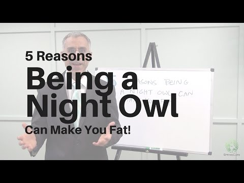 5 Reasons Being A Night Owl Can Make You Fat