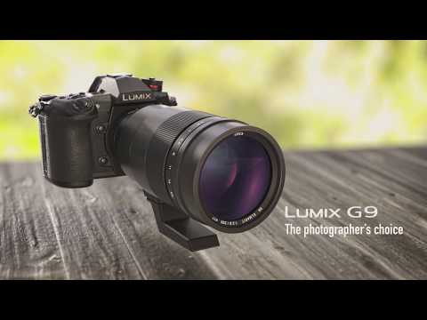 Introducing Panasonic LUMIX G9 - The photographer's choice -