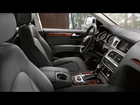 Audi 2015 Audi Q7 Interior Youtube