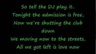 Watch Alexandra Burke All Night Long feat Pitbull video