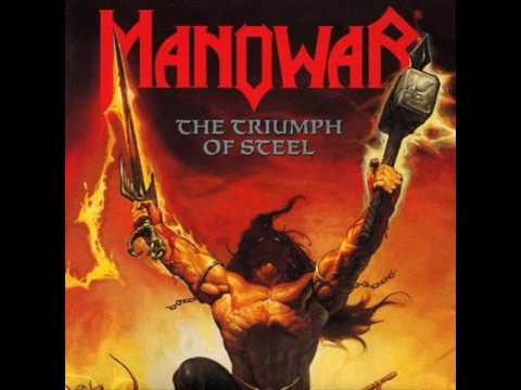 Manowar - The Glory Of Achilles