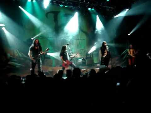 Hammerfall - Legion live at 013, Tilburg HQ