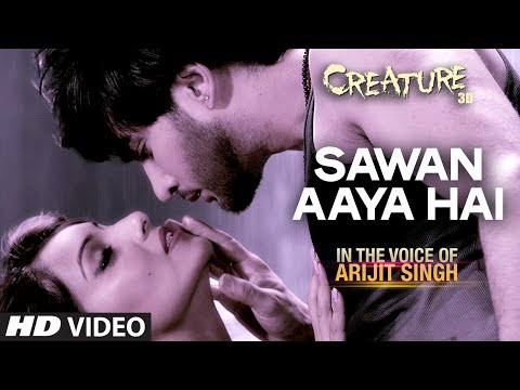 Creature 3d: sawan Aaya Hai Video Song | Arijit Singh | Bipasha Basu | Imran Abbas Naqvi video